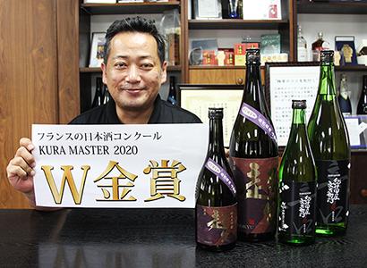 中野BC、仏・日本酒コンクールでW金賞 受賞セットを限定発売