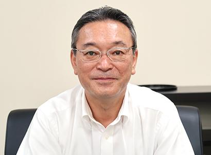 近畿中四国小売流通特集:ライフコーポレーション・中川義規上席執行役員