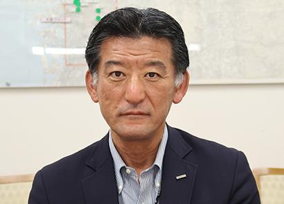 近畿中四国小売流通特集:阪急オアシス・松元努取締役 日常と非日常のMDを強化