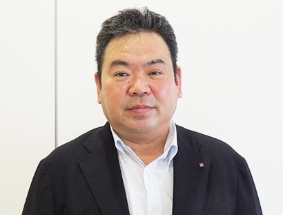 近畿中四国小売流通特集:イズミ・梶原雄一朗専務取締役 SM事業強化策を推進