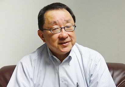 近畿中四国小売流通特集:キョーエイ・埴渕一夫社長 惣菜・PBの製造販売注力