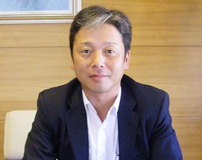 近畿中四国小売流通特集:サニーマート・中村彰宏社長 提案型営業を推進