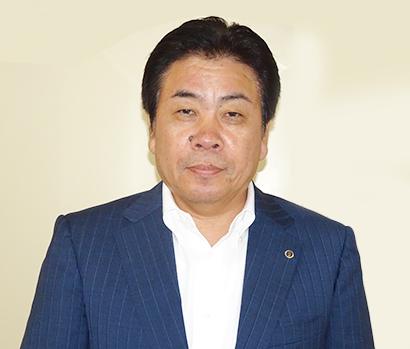 代表取締役社長 桑名俊二氏