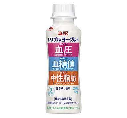 ヨーグルト・乳酸菌飲料特集:森永乳業 機能性認知拡大へ積極策展開