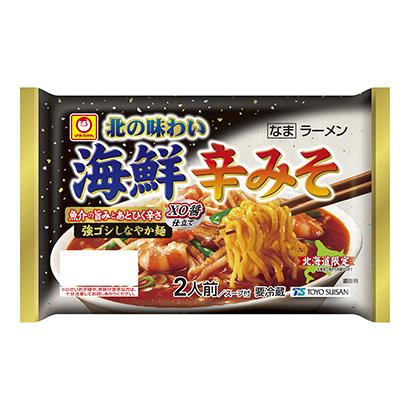 「マルちゃん 北の味わい 海鮮辛みそラーメン」発売(東洋水産)