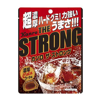 「カンロ ザ・ストロンググミ 濃厚コーラ味」発売(カンロ)