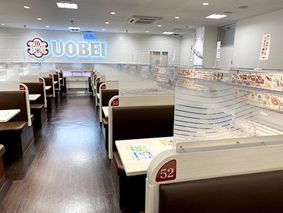 コメビジネス最前線特集:元気寿司「魚べい神戸中央区役所東店」 関西初の都市型…