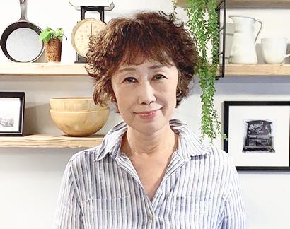 コメビジネス最前線特集:米粉=グルテンフリー料理教室主宰・大塚せつ子氏