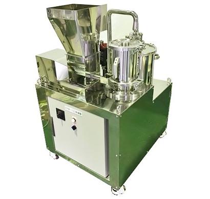 コメビジネス最前線特集:米粉=西村機械製作所 粉砕機で需要創造貢献
