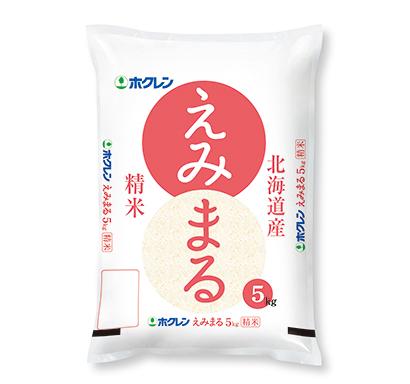 ショッキングピンクの米袋