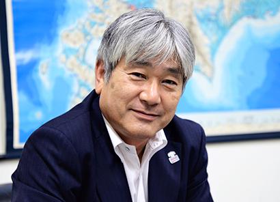 北海道流通特集:イオン北海道・青柳英樹社長 統合シナジー発揮、競争力高める
