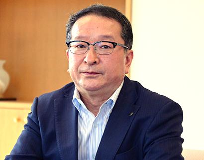 全国卸流通特集:北海道酒類販売・伊関淑之社長 業務用市場の再興に全力