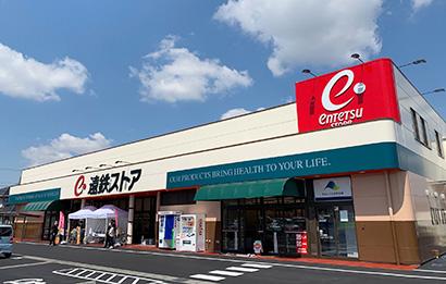 遠鉄ストアの小型店舗戦略の試金石となる「西伝寺店」