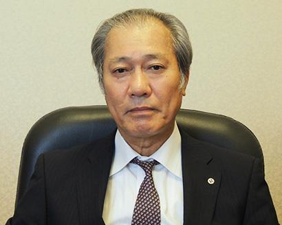 全国卸流通特集:さんれいフーズ・田村勝副社長 中小店の売上げ拡大推進