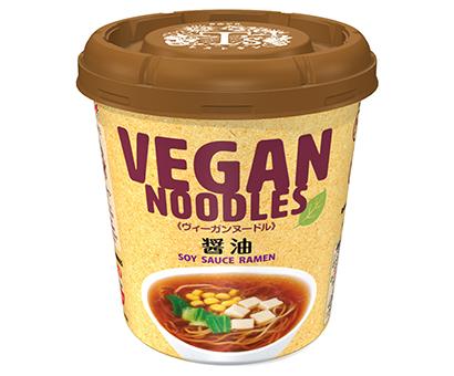 即席麺特集:ヤマダイ 凄麺シリーズ好調 ヴィーガンヌードル「醤油」追加で拡充