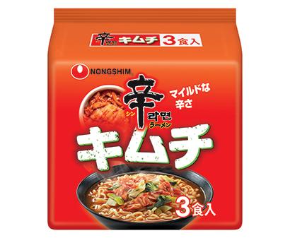 即席麺特集:農心ジャパン 「辛ラーメン」2桁成長 アレンジ提案で魅力を