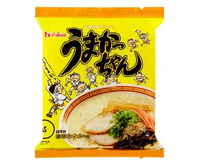 即席麺特集:ハウス食品 「うまかっちゃん」伸長 濃厚新味が市場に定着