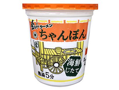 即席麺特集:徳島製粉 供給正常化取り組む 「金ちゃんラーメンカップ」さらなる…