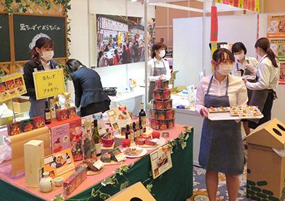 国分西日本、国分フードクリエイトが2月に開催した「2020国分グループ春季展示商談会」