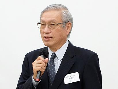 村上秀徳理事長