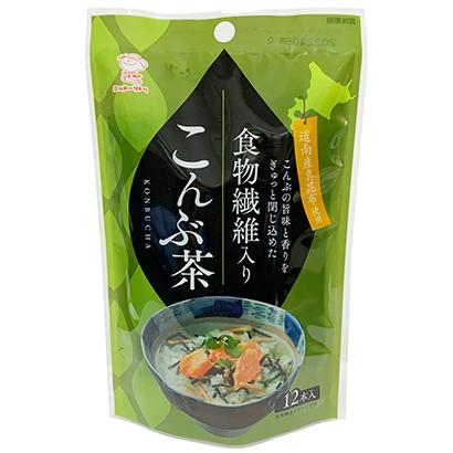 昆布茶特集:日東食品工業 食物繊維シリーズ好調 コラボ販促企画もスタート