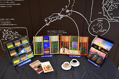 味の素AGF、「AGFギフト」に日本茶スティック登場