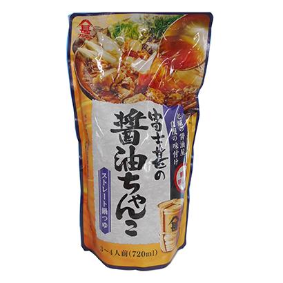 鍋物調味料特集:九州地区=富士甚醤油 「ちゃんこ」2品を刷新
