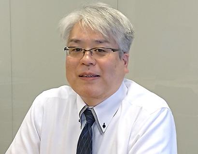 長岡弘樹半兵衛麸プランニング室室長