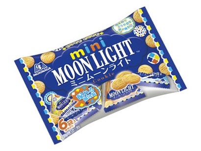 森永製菓、新個包装の大袋ビスケット2品を投入 食シーン多様化に対応