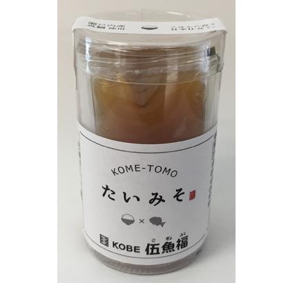 伍魚福、甘辛味のみそ「たいみそ」発売