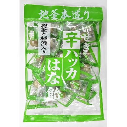 井関食品、「甜茶柿渋入り辛ハッカはな飴」がコロナ禍でヒット