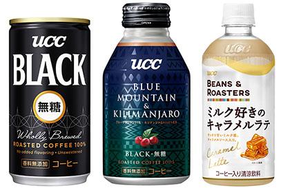 缶コーヒー特集:UCC上島珈琲 プレミアム商品など投入 独自性を提案