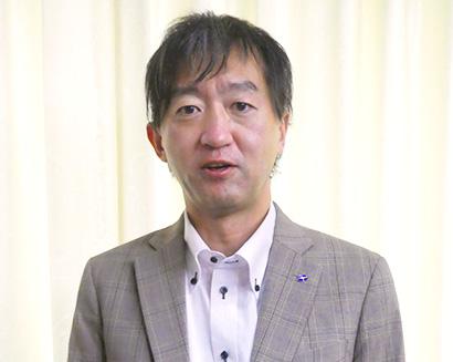 星野智信マーケティング本部コーヒー・炭酸ブランドマネジャー