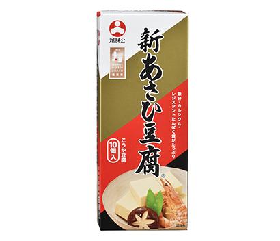 旭松食品、「新あさひ豆腐10個」をFSC認証紙に変更