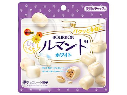 菓子秋需戦略特集:ブルボン 「プルプグミ」再活性化へつぶつぶ食感