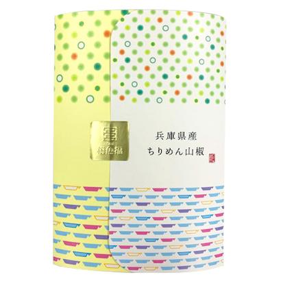 伍魚福、「兵庫県産ちりめん山椒」発売
