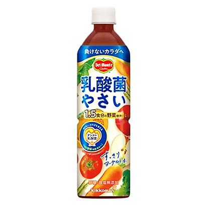 「デルモンテ 乳酸菌やさい」発売(キッコーマン飲料)