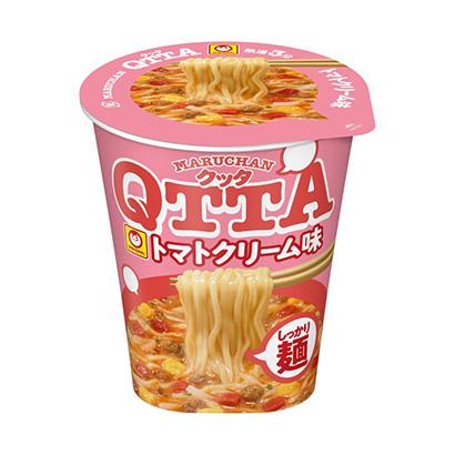 「MARUCHAN QTTA トマトクリーム味」発売(東洋水産)