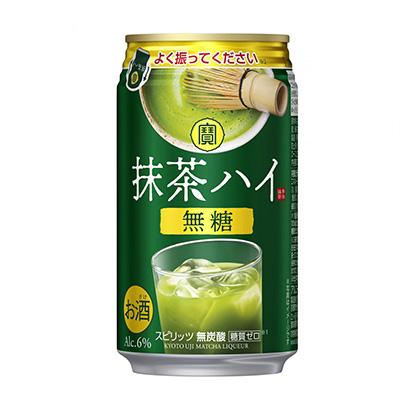 「寶 抹茶ハイ」発売(宝酒造)