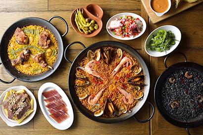 V&K、丸の内にスペインバル開店 日常的に本格料理