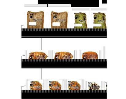 神戸屋、「KOBEYAプラス」で売場提案 新常態の消費者ニーズ変化捉える