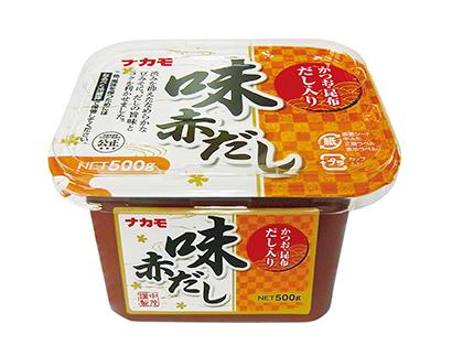 中部秋季特集:味噌・醤油=ナカモ 「つけてみそ」前期超え 中核商品育成は順調
