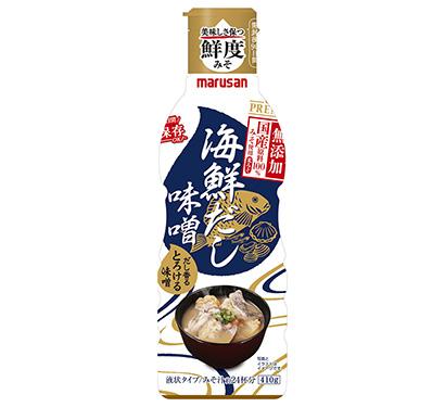 中部秋季特集:味噌・醤油=マルサンアイ 鮮度みそ「純正こうじ」50周年 利便…
