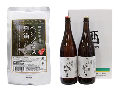 中部秋季特集:白醤油・白だし=日東醸造 発酵文化さらなる発信 家庭用商品強化…