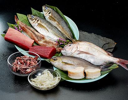 「鮮魚BOX」の受注も急増