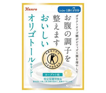 ガム・キャンデー特集:カンロ 初のトクホ商品「おいしいオリゴトールキャンデー…