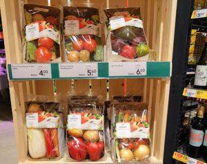オランダでスーパーの生鮮ミールキットが急成長 コロナ禍で内食が変化