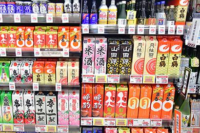 ◆清酒特集:消費者ニーズに対応した商品提案 欠かせないブランド力強化