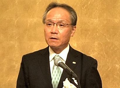 山口聡トーホー会新会長(カゴメ社長)