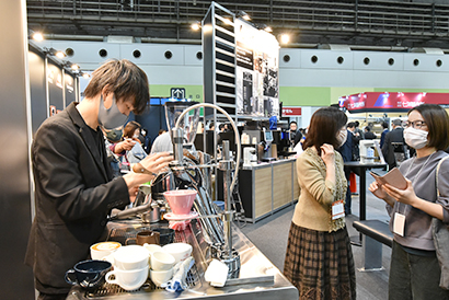FABEX関西2020特集:カフェ&ドリンクショー関西=バリスタによるセミナ…